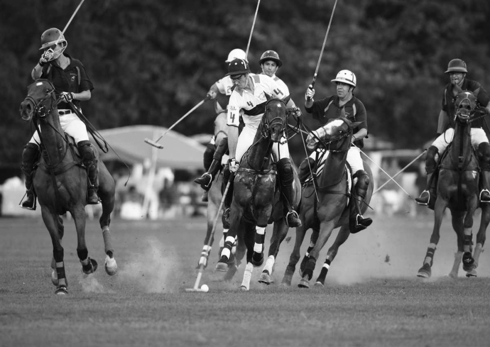 Polo players, New York Anonymous 118040