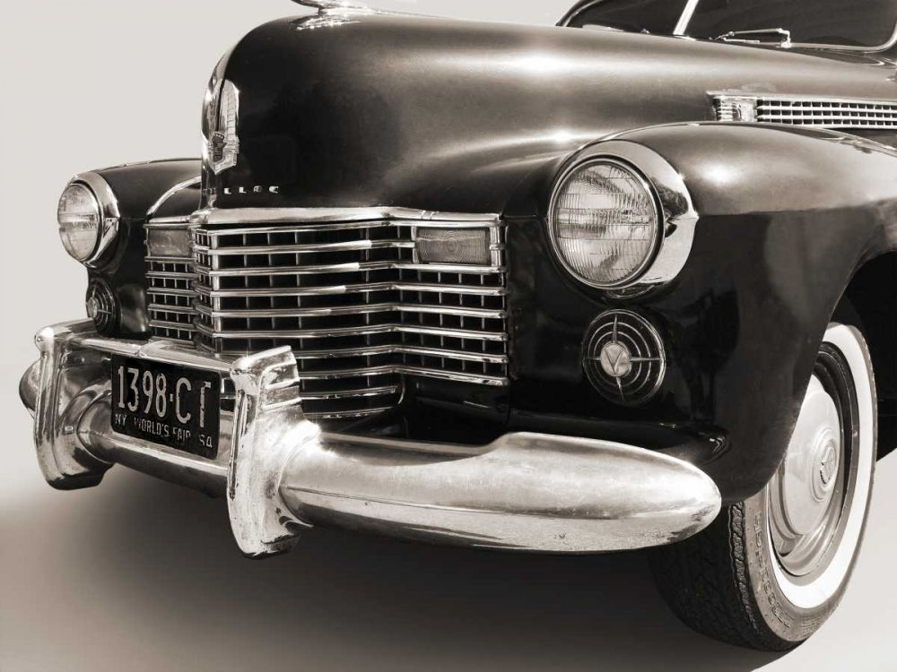 1941 Cadillac Fleetwood Touring Sedan Gasoline Images 118059