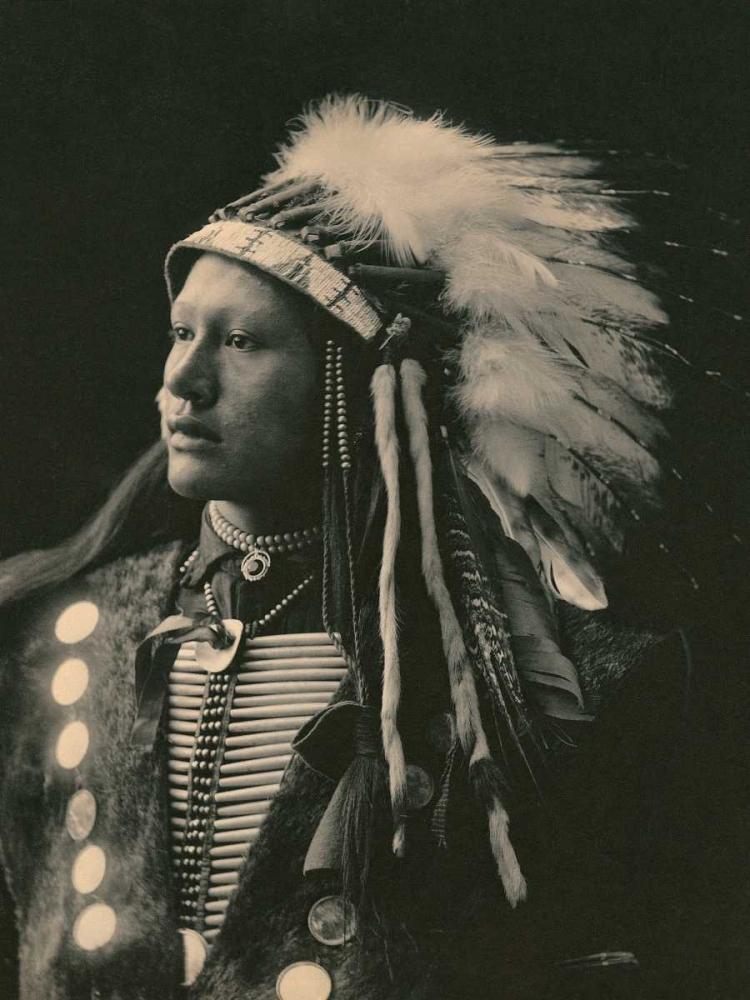 John Hollow Horn Bear- Sioux- 1898 Anonymous 149044