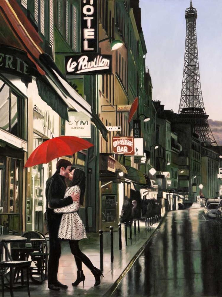 Romance in Paris Benson, Pierre 47937