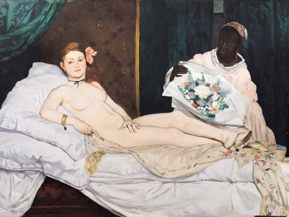 Olympia Manet, Edouard 162860