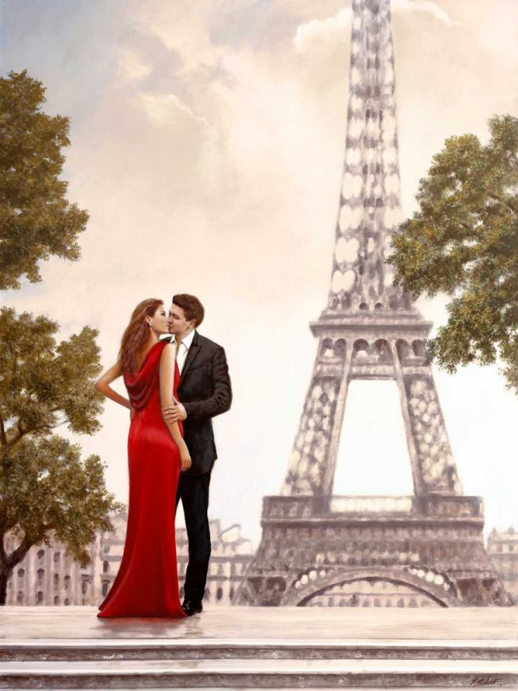Romance in Paris I Silver, John 44204