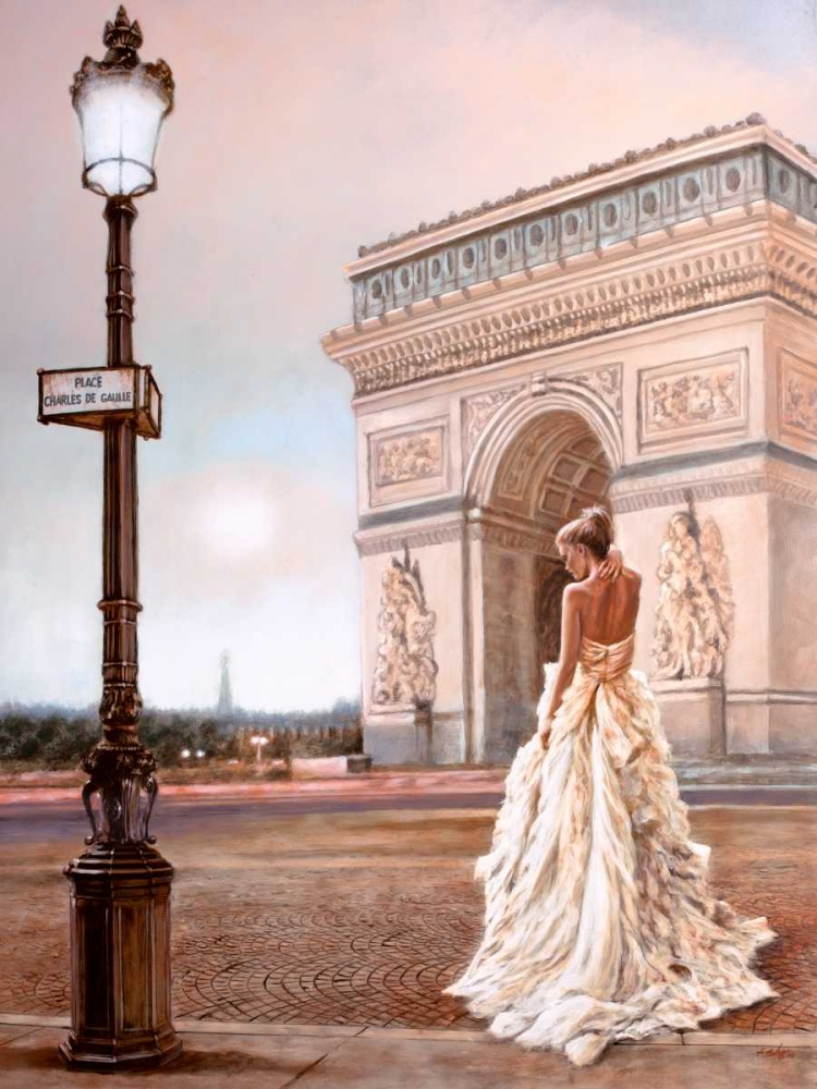 Romance in Paris II Silver, John 44205