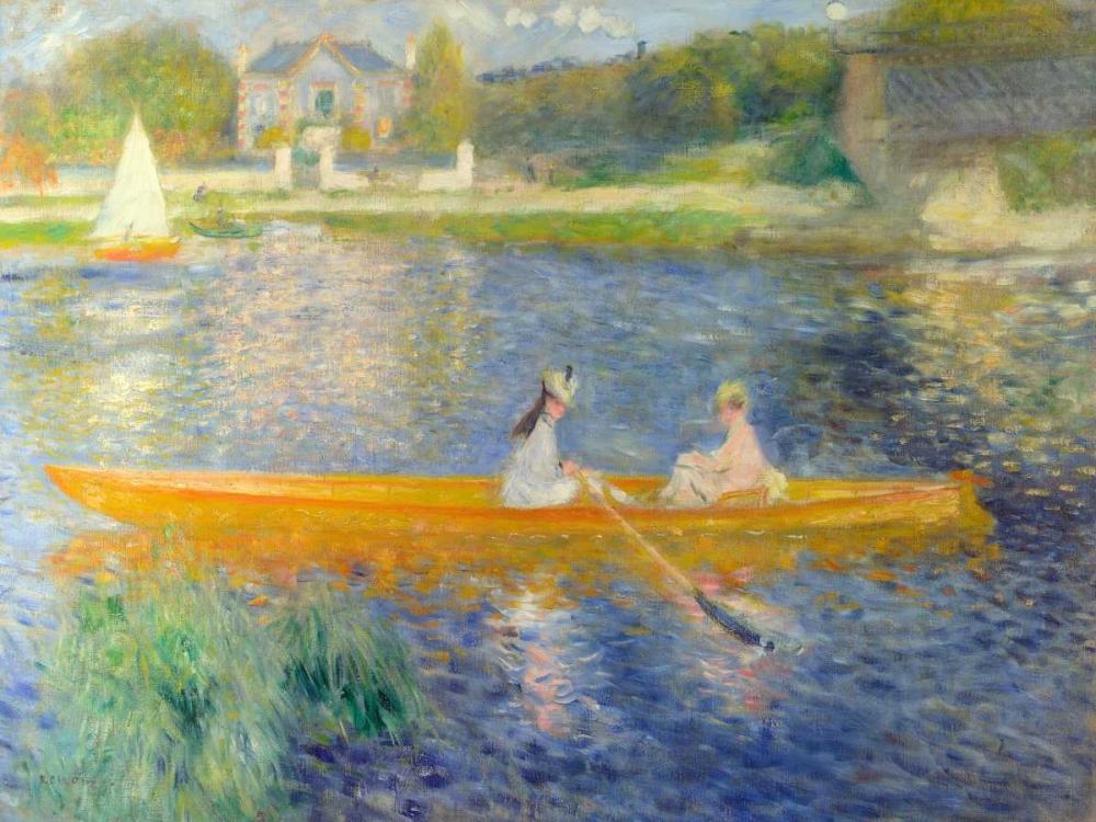 La Yole Renoir, Pierre-Auguste 162902