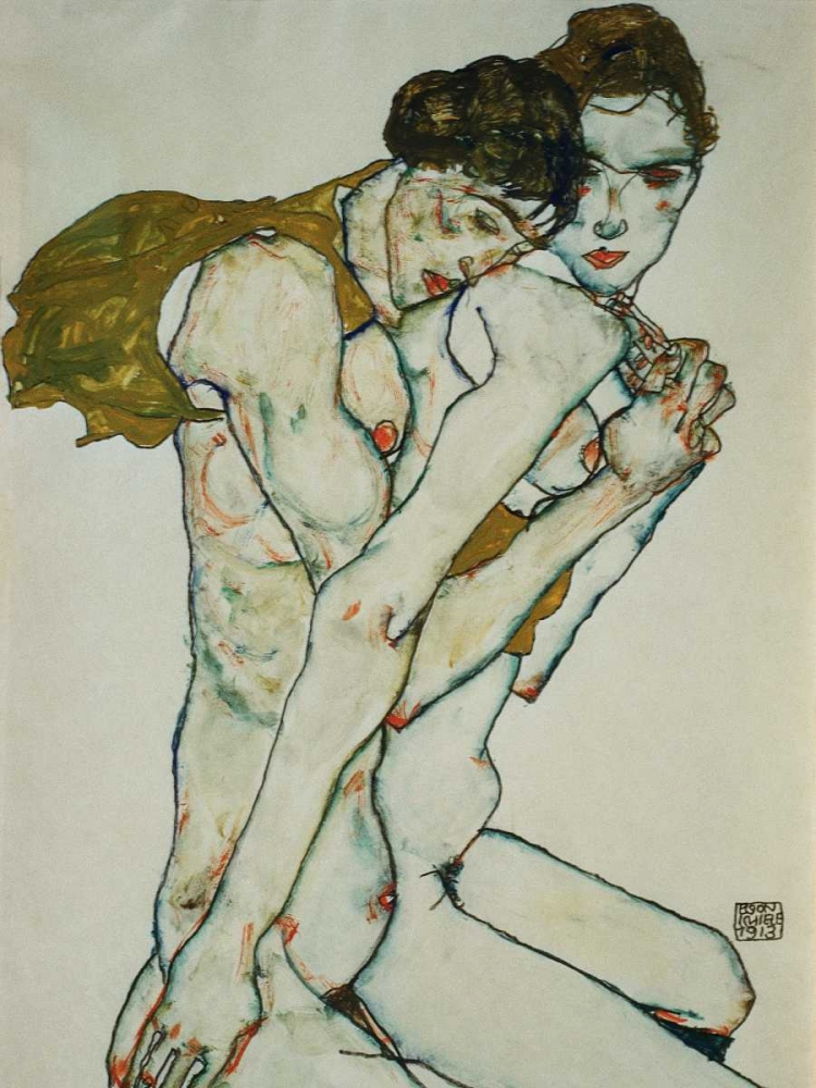 Friendship Schiele, Egon 162921