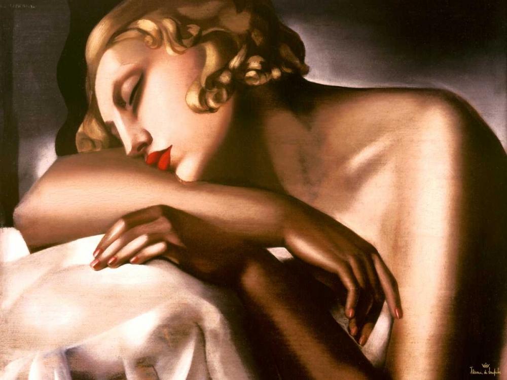 Dormeuse de Lempicka, Tamara 44237