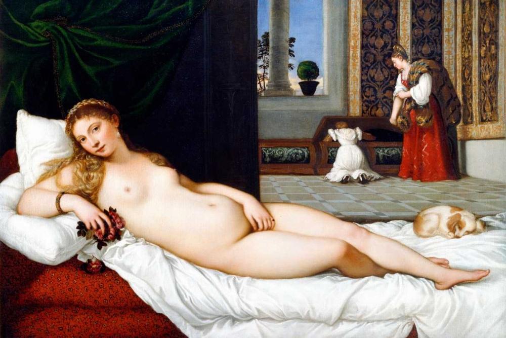 Venere di Urbino Tiziano 162938