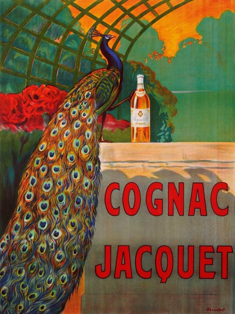 Cognac Jacquet ca. 1930 Bouchet, Camille 44252