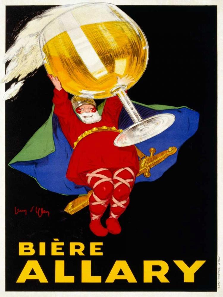 Biere Allary 1928 DYlen, Jean 43486