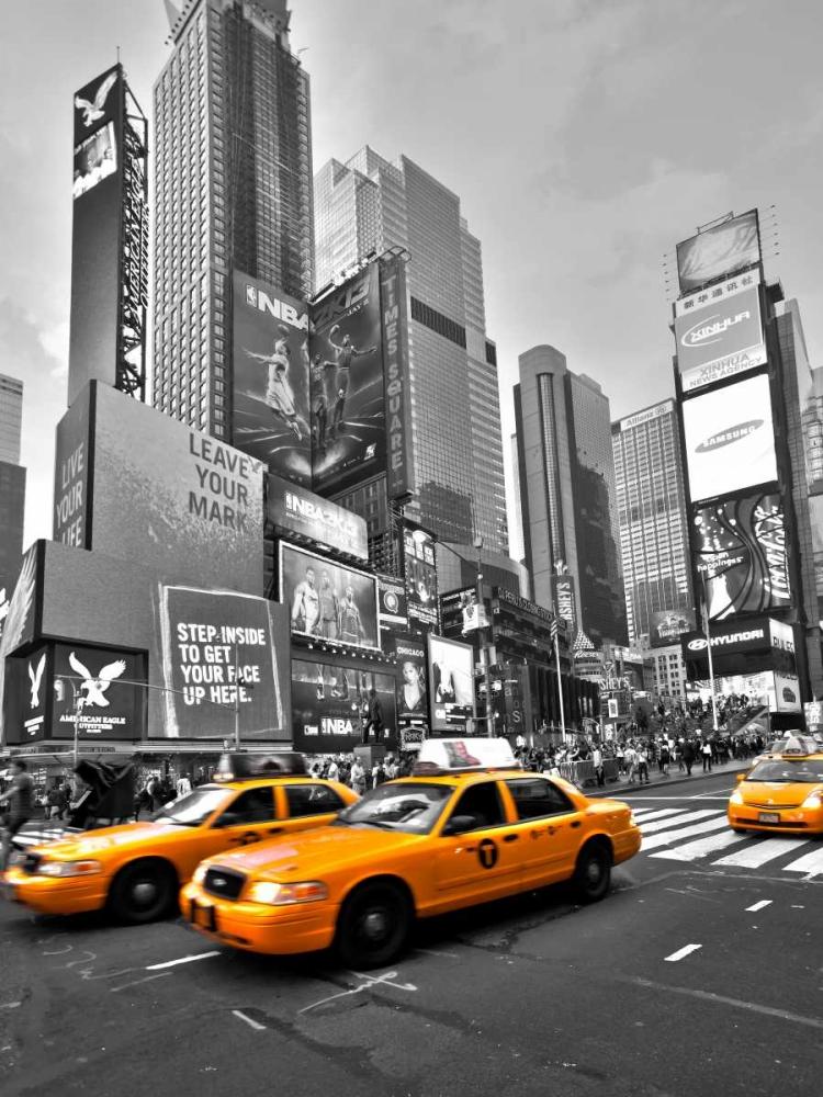 Times Square Traffic Ratsenskiy, Vadim 43566