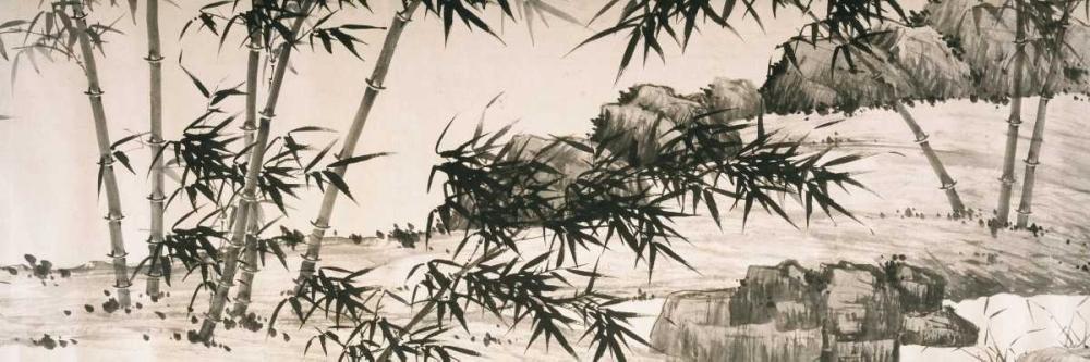 Bamboo under Spring Rain Chang, Xia 162773