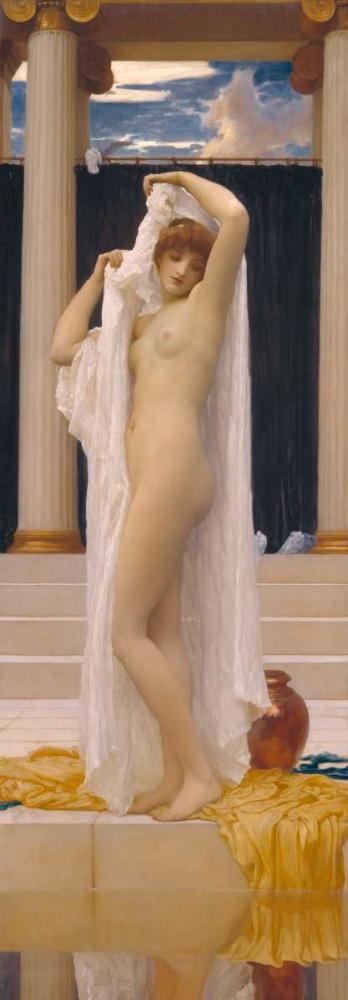 The Bath of Psyche Leighton, Frederic 44009