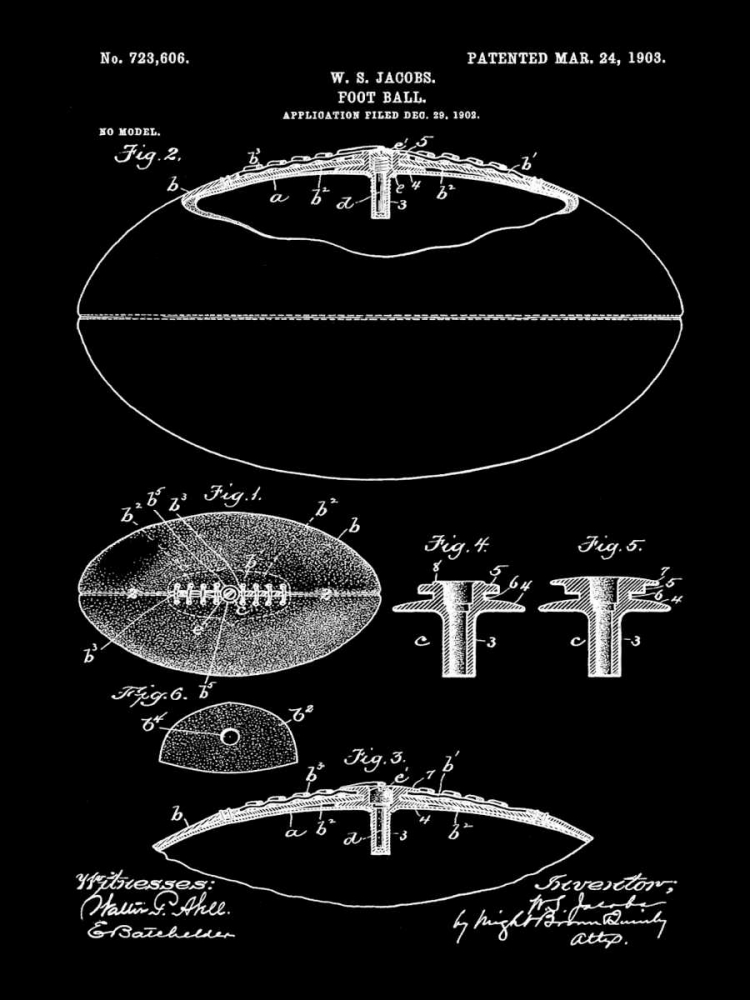 Football - 1903 Cannon, Bill 124887
