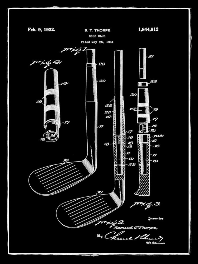 Golf Club - 1931 Cannon, Bill 124905
