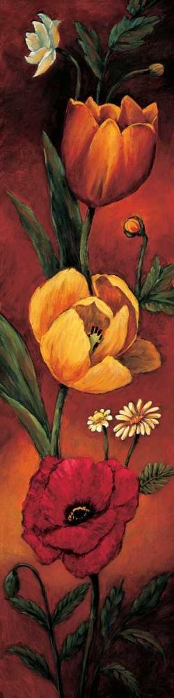 The Flower Garden II Francis, Brian 53905
