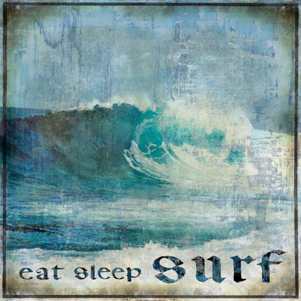 Eat Sleep Surf Carter, Charlie 53092