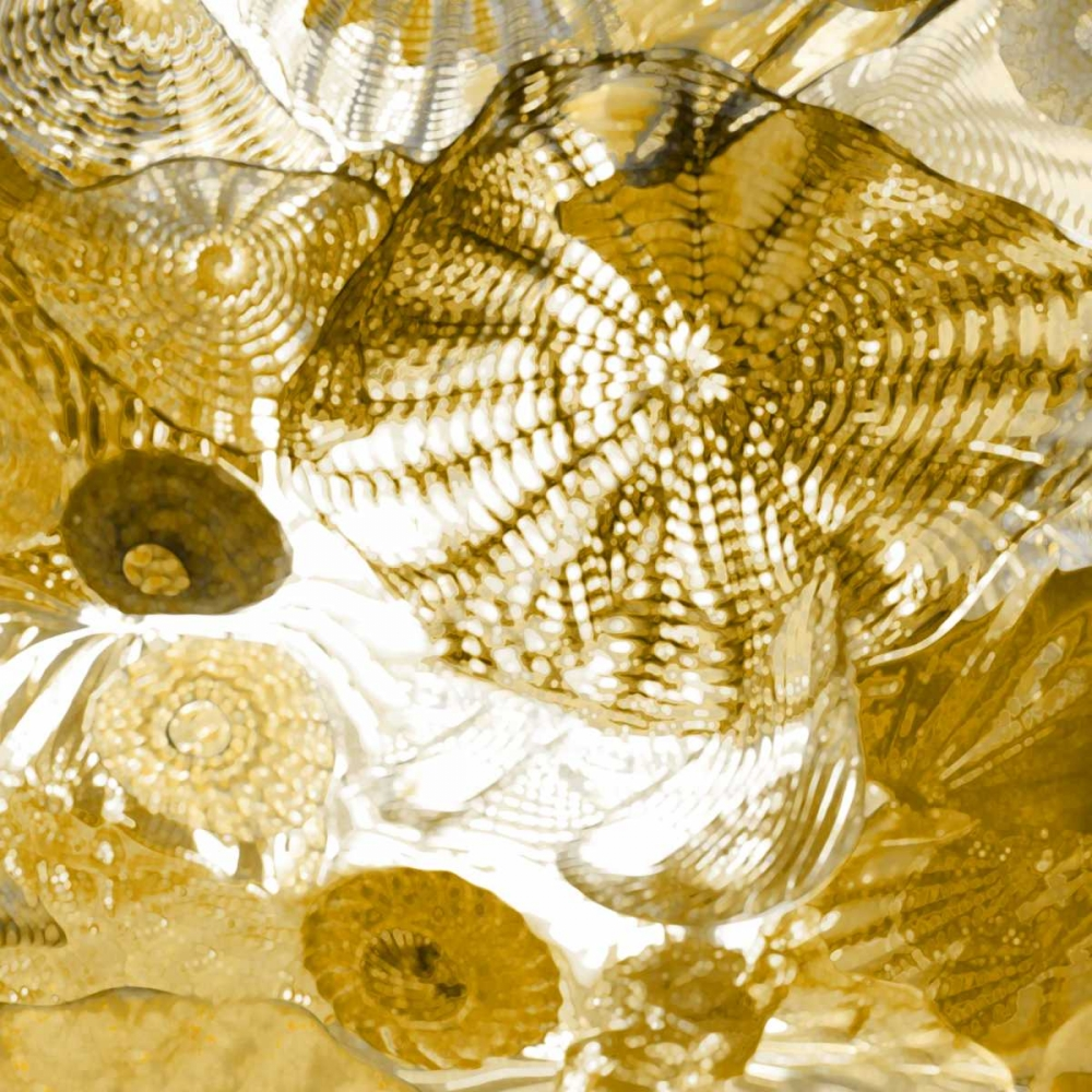 Underwater Perspective in Gold I Carter, Charlie 52443