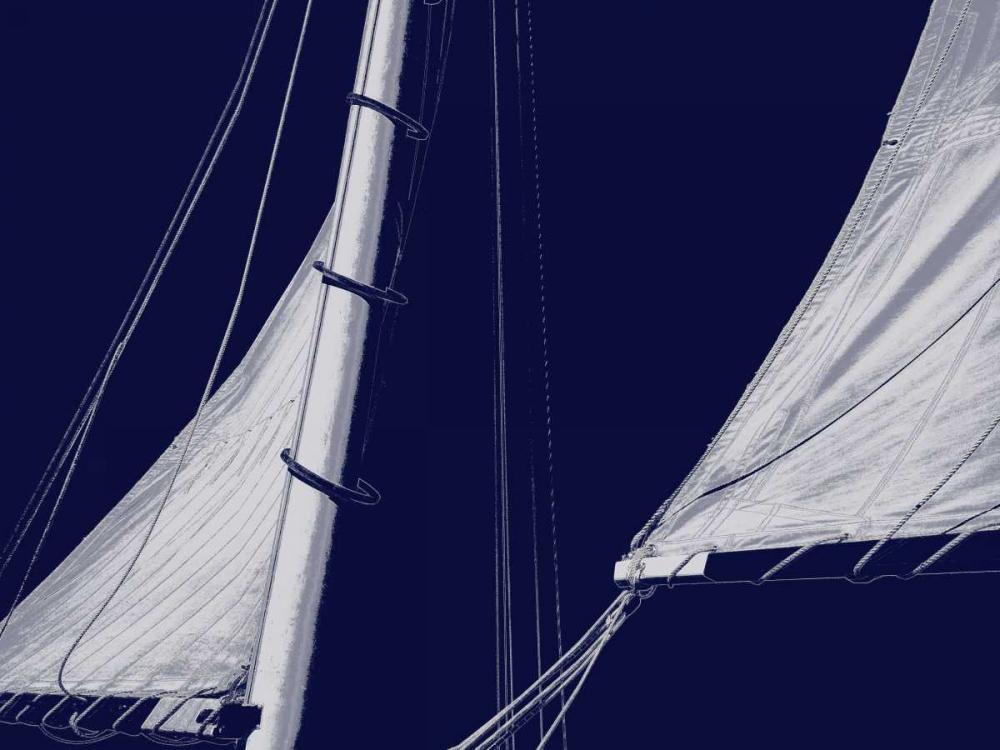 Schooner Sails II Carter, Charlie 52446
