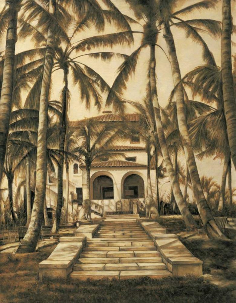 Entry to Villa Parks, David 54177