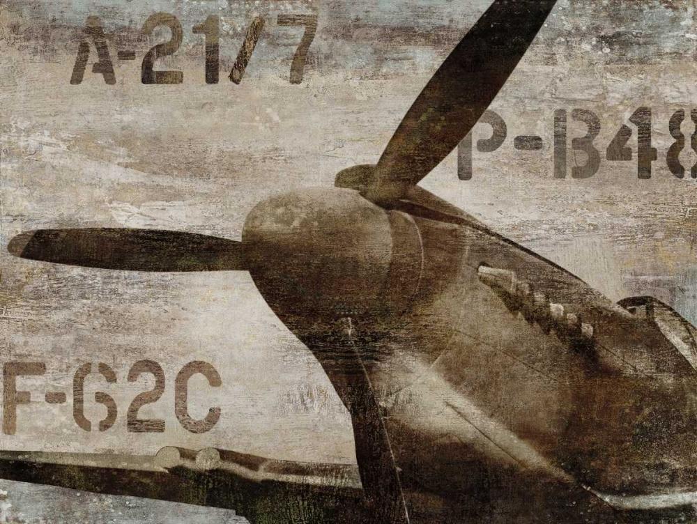 Vintage Airplane Matthews, Dylan 54238