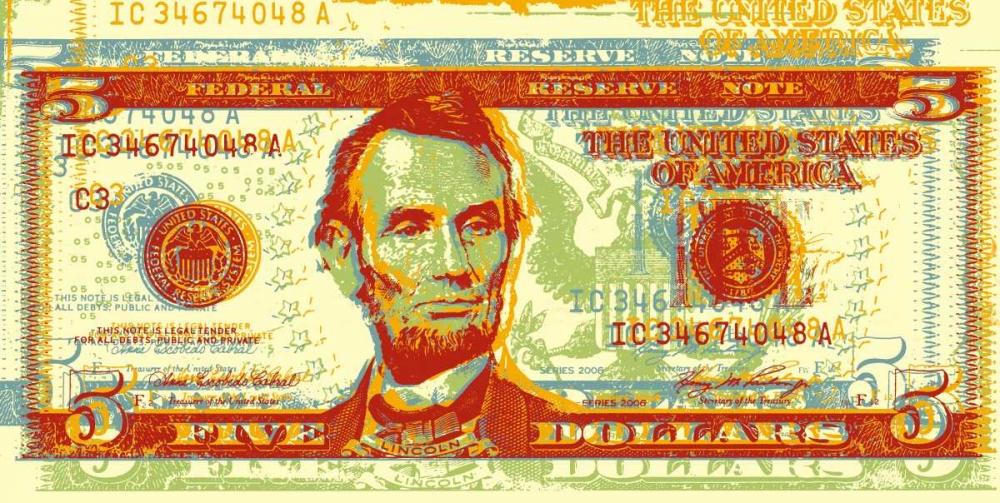 Five Dollar Bill Chambers, Dustin 54233