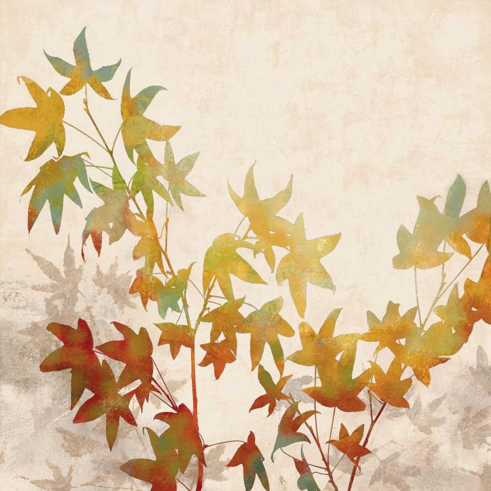Turning Leaves I Lange, Erin 54337