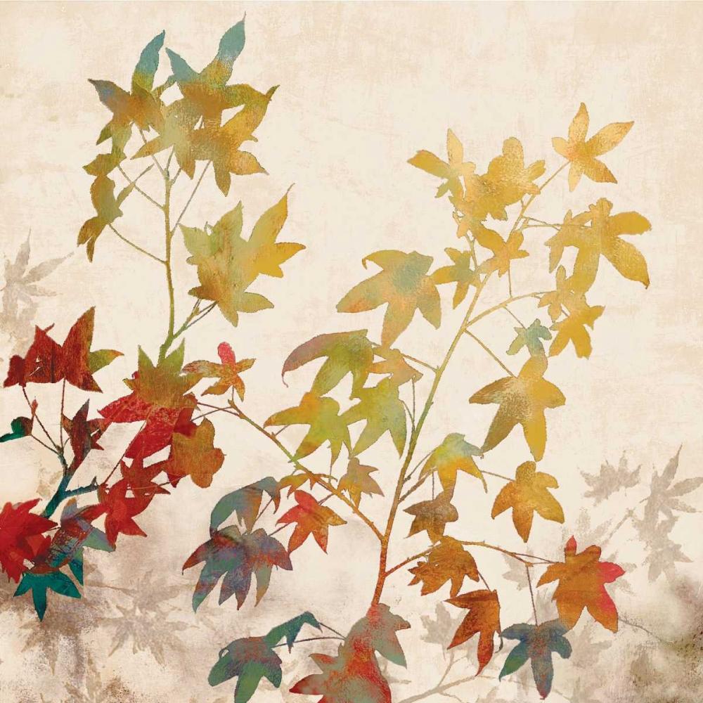 Turning Leaves II Lange, Erin 54338