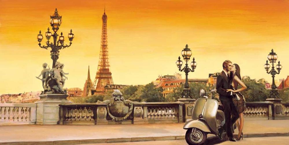 Lovers in Paris Rovere, Edoardo 54259
