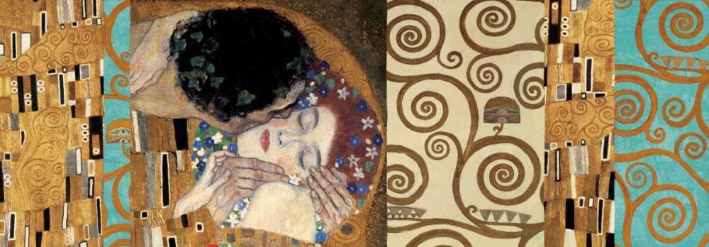 Klimt II 150th Anniversary - The Kiss Klimt, Gustav 149980