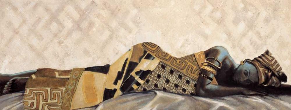 Femme Africaine VI Leconte, Jacques 54587