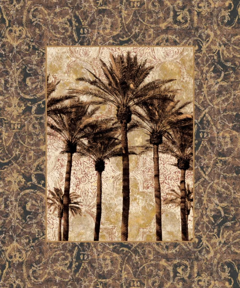 Palm Collage II Seba, John 54656