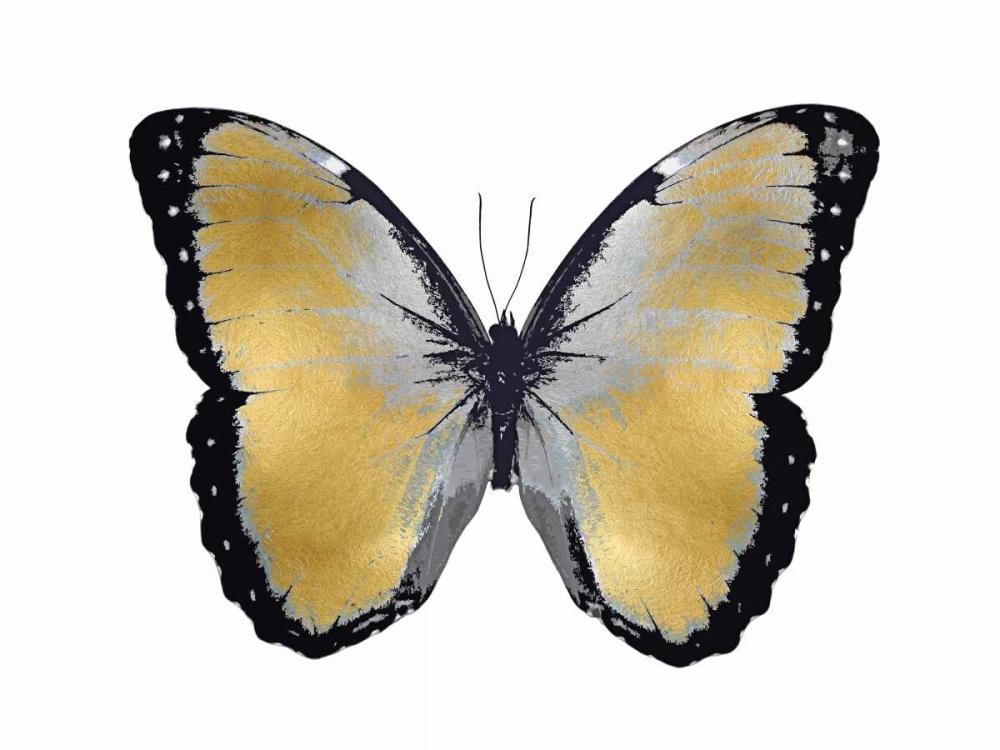Butterfly in Metallic I Bosco, Julia 125126