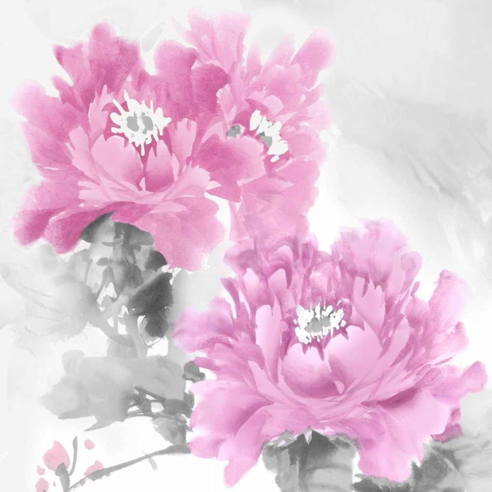 Flower Bloom in Pink II Stevens, Jesse 125168