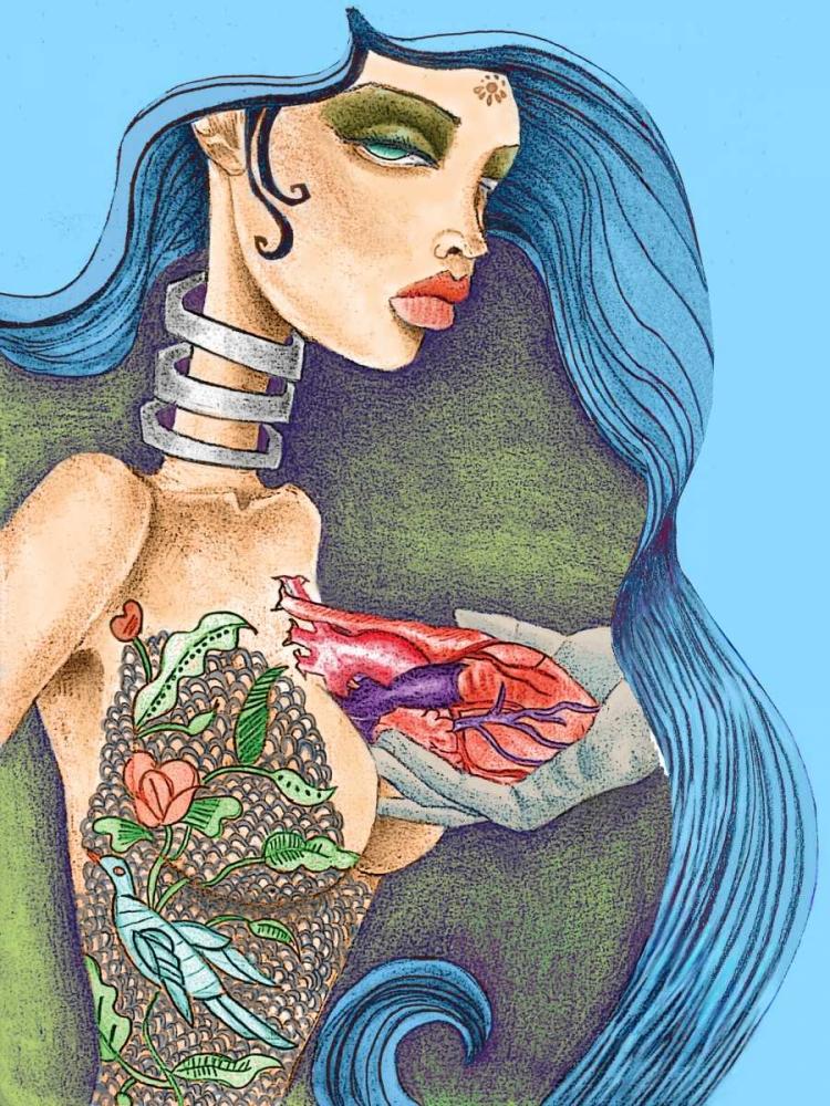Heart Goddess, Jami 72280