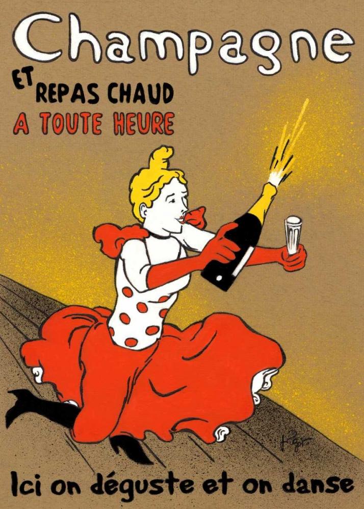 Hommage a Lautrec Got, Jean-Pierre 61984