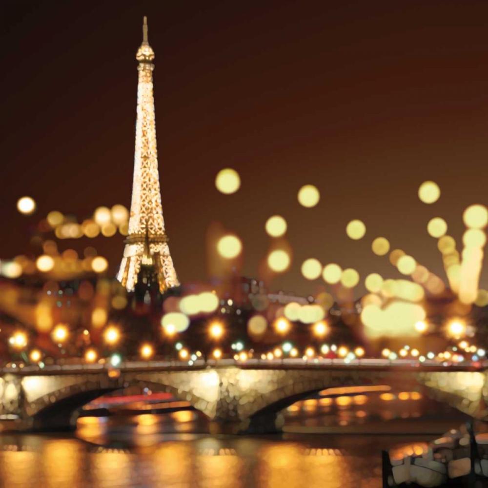City Lights-Paris Carrigan, Kate 54811