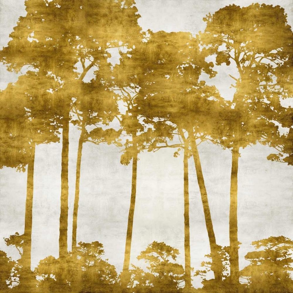Tree Lined In Gold II Bennett, Kate 53174