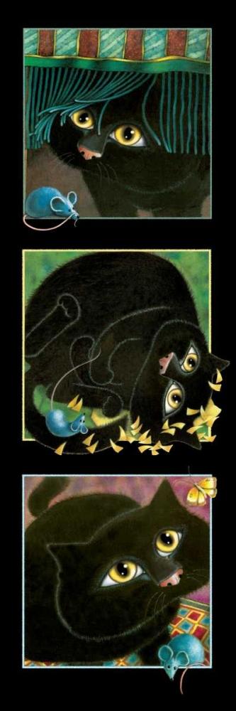 A Cat Never Tells-Trio II Seeley, Laura 72352