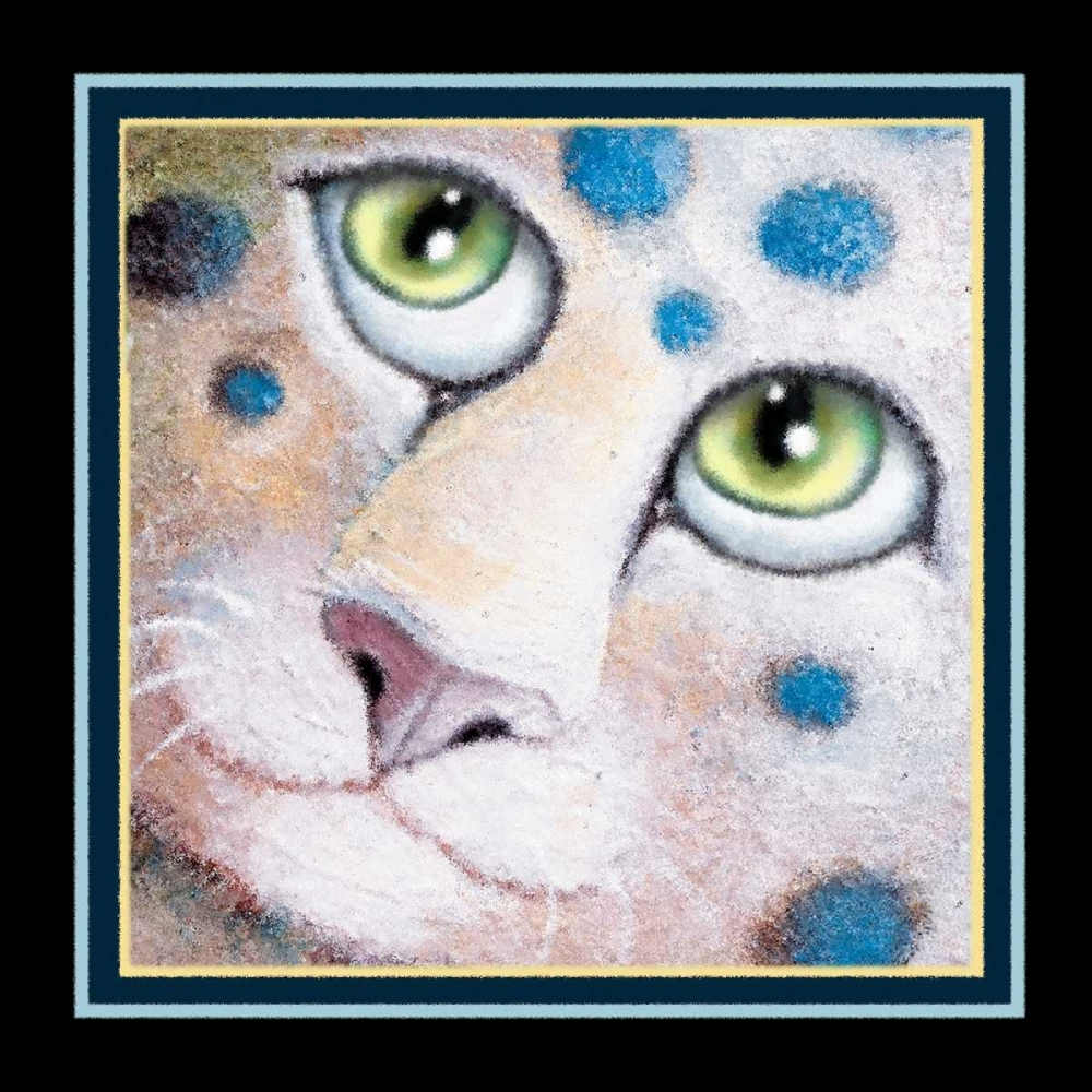 Best Friends (Detail Blue) Seeley, Laura 72369
