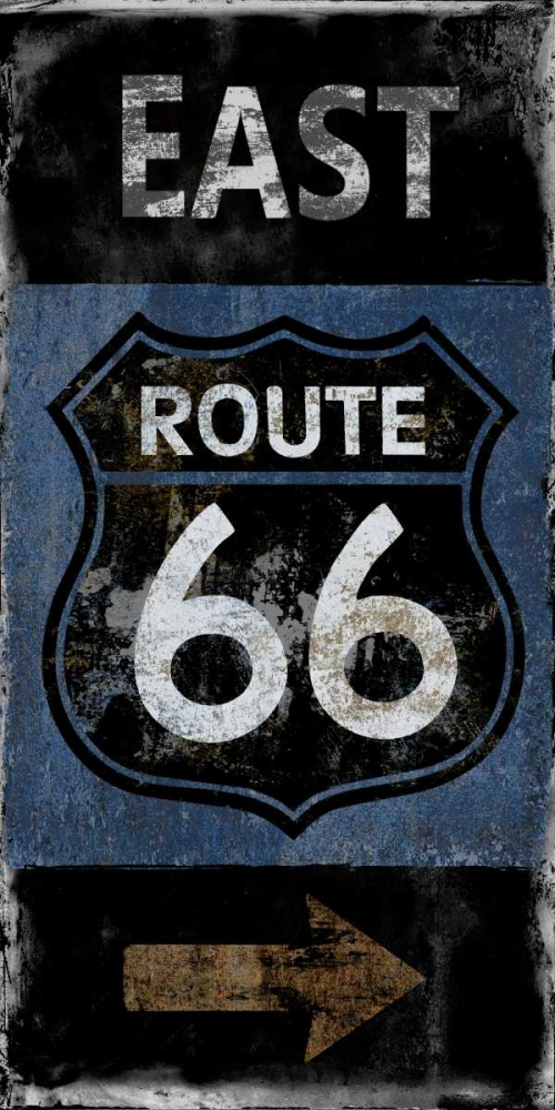 Route 66 East Wilson, Luke 52497