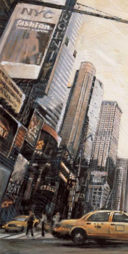 Times Square I Daniels, Matthew 54959