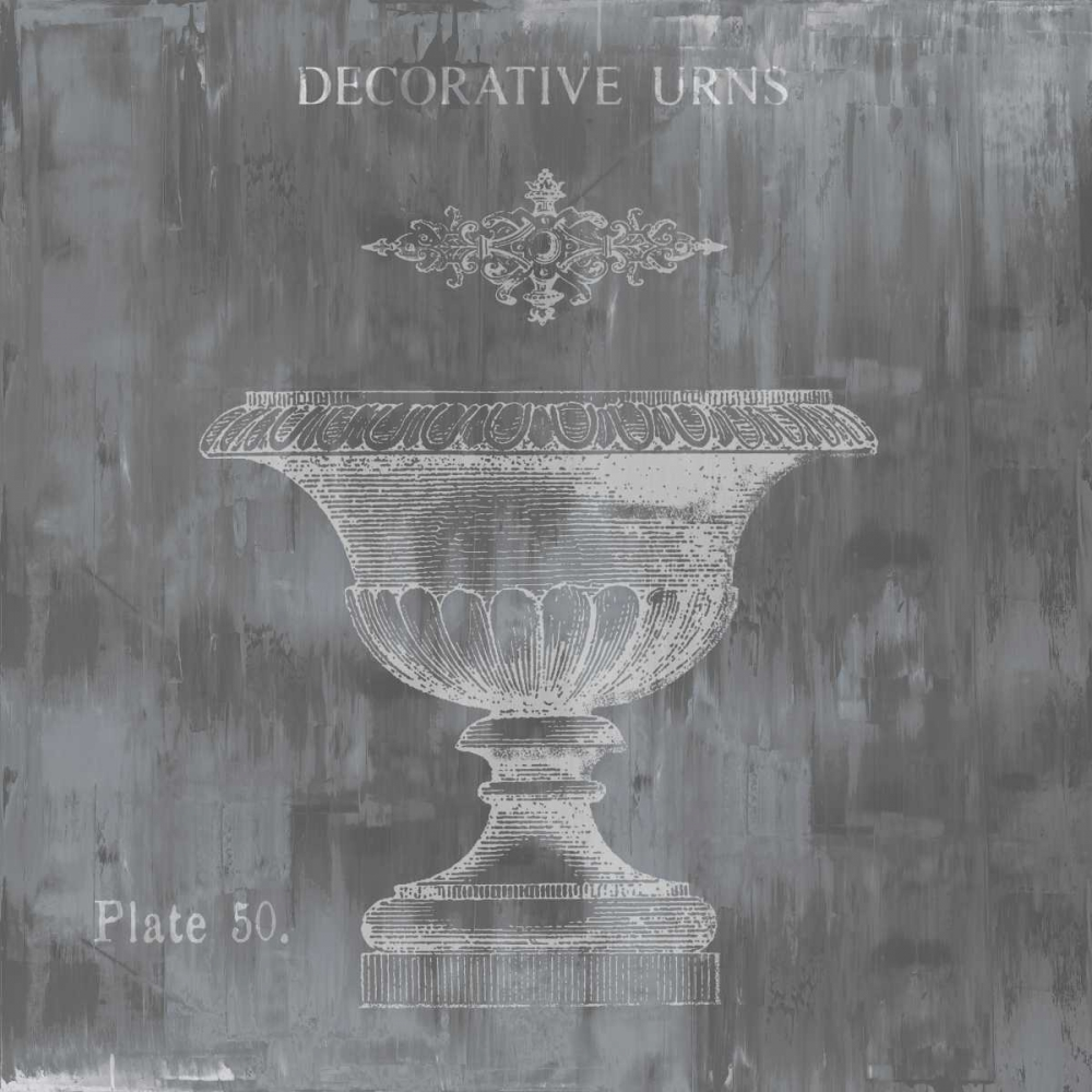 Urns and Ornaments I Jeffries, Oliver 52513