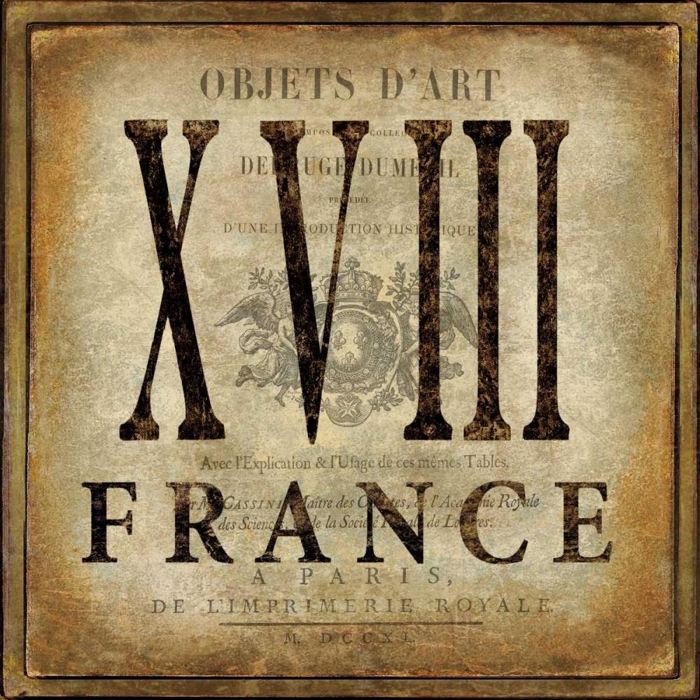 France Jeffries, Oliver 55105