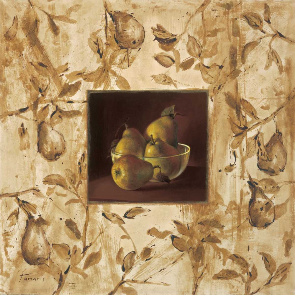 Peras en la mesa Tamaris, Raul 55172
