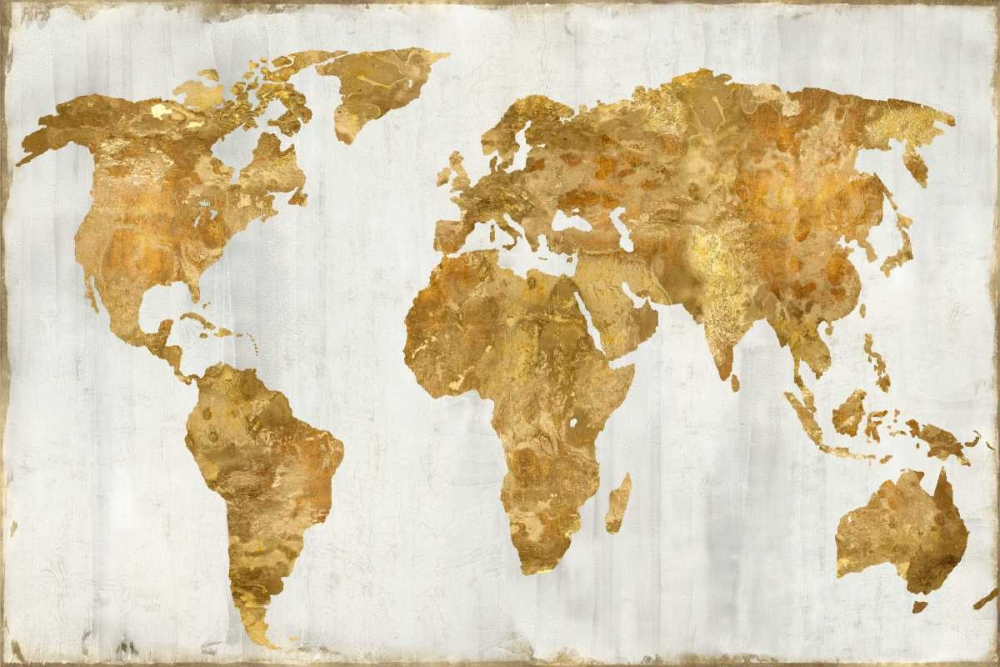 The World In Gold Brennan, Russell 88175