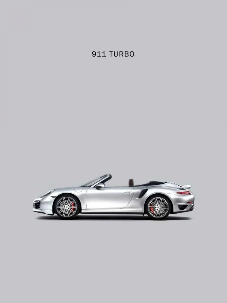 Porsche 911 Turbo Grey Rogan, Mark 125357