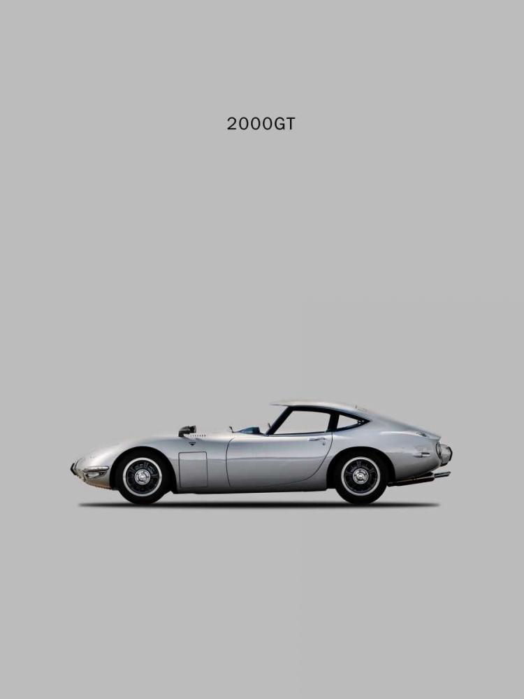 Toyotta 2000GT Grey Rogan, Mark 125362