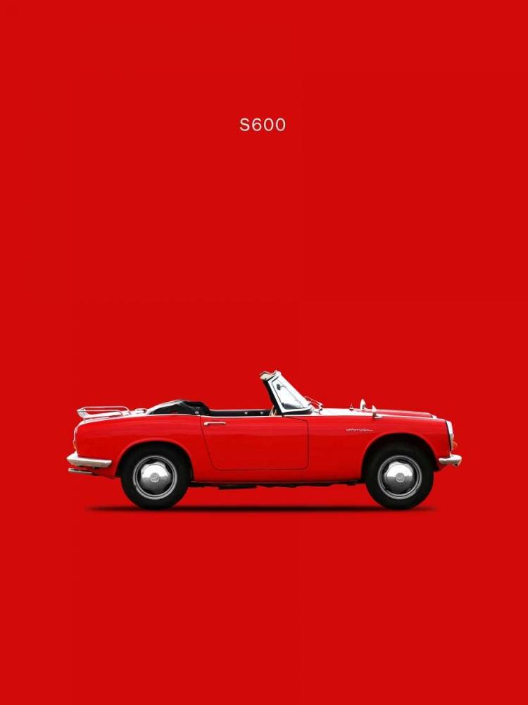 Honda S600 1966 Rogan, Mark 125421