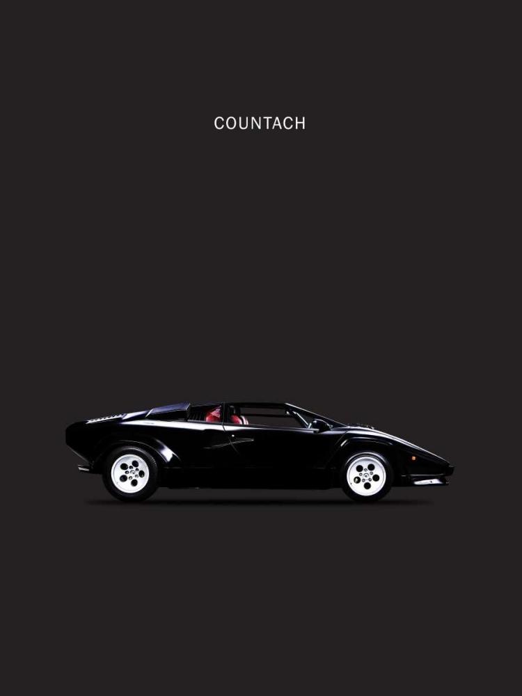 Lamborghini Countach 1984 Rogan, Mark 125423