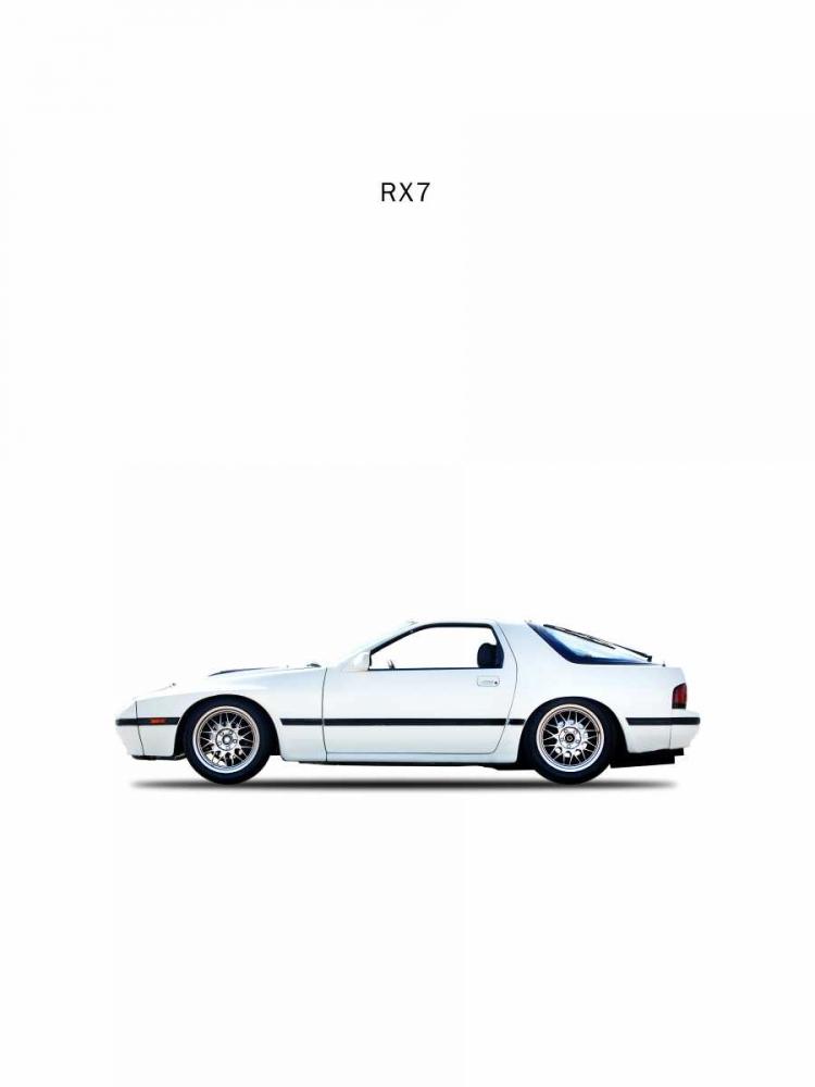 Mazda RX7 1988 Rogan, Mark 125454